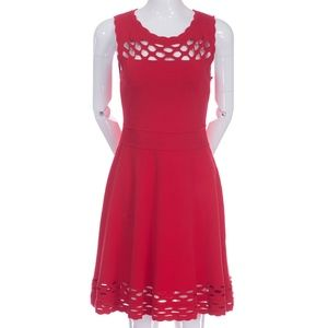 """Red Hot """"Milly"""" Dress"""